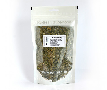 Hallonbladste, Re-fresh Superfood. 60 g
