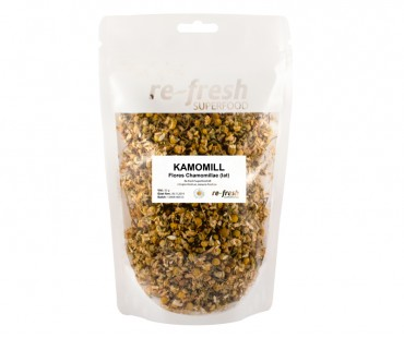 Kamomill, Re-fresh Superfood. 50 g