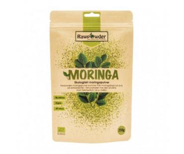 Moringa EKO, Rawpowder. 250 g