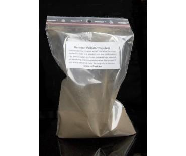 Vallörtsrot pulver, 1 dl. Ört till creame, bad, extrakt för massage etc