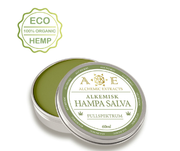 Alkemisk hampasalva, Alchemic Extracts. 60 ml
