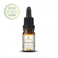 Hampaolja Spagyrisk 5,5% cannabinoider, Nirvara. 10 ml