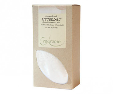 Epsomsalt - bittersalt 500 g
