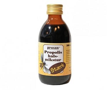 Propolis Halsmixtur Stark, Prosan. 200 ml