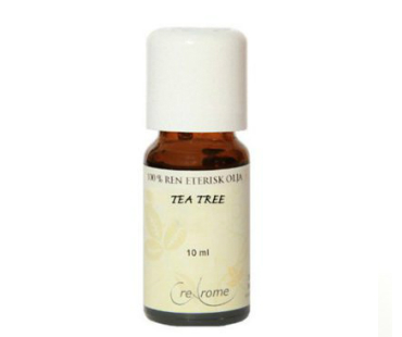 Eterisk Olja Tea Tree EKO, Crearome. 10 ml