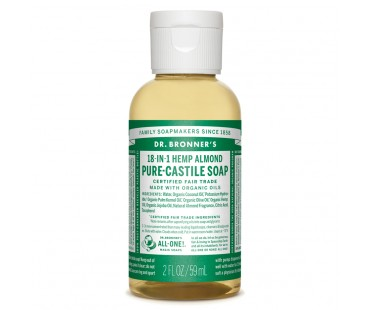 Dr. Bronner´s Magic Soap Mandel EKO 59 ml