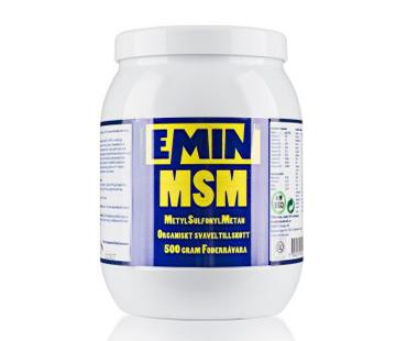 MSM pulver, Emin. 1 Kg