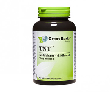 TNT Multivitamin, Great Earth. 150 tab