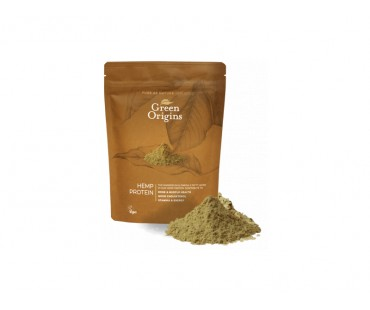 Hampaprotein 52% EKO, Green Origins. 200 g