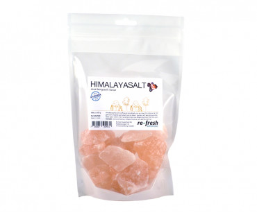 Himalaya salt - råstycken, Re-fresh Superfood. 500 g
