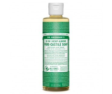 Dr. Bronner's Magic Soap Mandel EKO. 240 ml