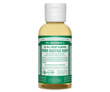 Dr. Bronner's Magic Soap Mandel EKO. 59 ml