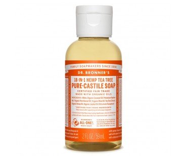 Dr. Bronner´s Magic Soap Tea Tree EKO 59 ml
