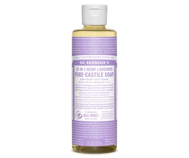 Dr. Bronner's Magic Soap Lavendel EKO. 240 ml