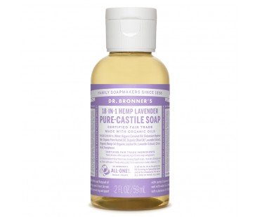 Dr. Bronners Magic Soap Lavendel EKO 59 ml