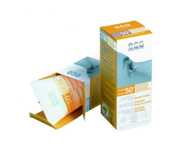 Solkräm SPF 50, Eco Cosmetics. 100 ml