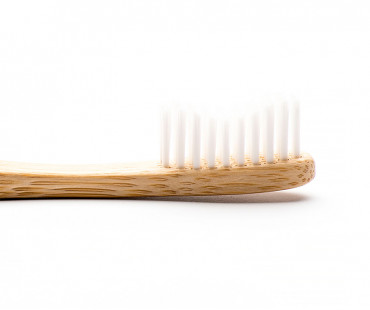 Tandborste BPA fri, Humble Brush. Vit - Vuxen