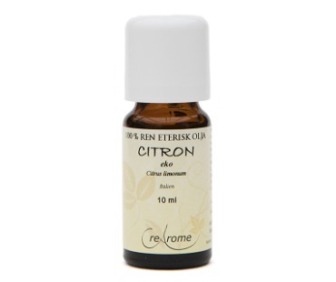 Eterisk Olja Citron - EKO 10 ml