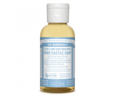 Dr. Bronner's Magic Soap Neutral EKO. 60 ml
