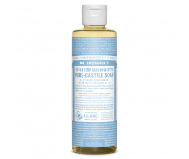 Dr. Bronner's Magic Soap Neutral EKO. 240 ml