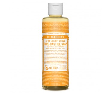 Dr. Bronner's Magic Soap Citrus EKO. 236 ml
