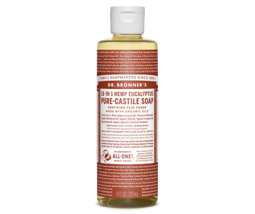 Dr. Bronner's Magic Soap Eucalyptus EKO. 240 ml