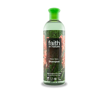 Faith In Nature Shampoo 400 ml - AloeVera