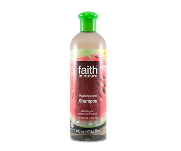 Faith In Nature Schampo 400 ml - Vattenmelon