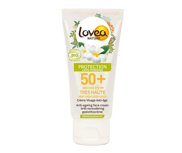ansiktskräm solskyddsfaktor 50