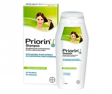 Priorin Shampo. 200 ml
