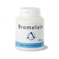 Bromelain, Helhetshälsa. 100 kap KORT DATUM 50%