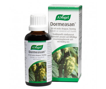 Dormeasan, A. Vogel. 50 ml