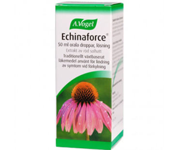 Echinaforce, A. Vogel. 50 ml