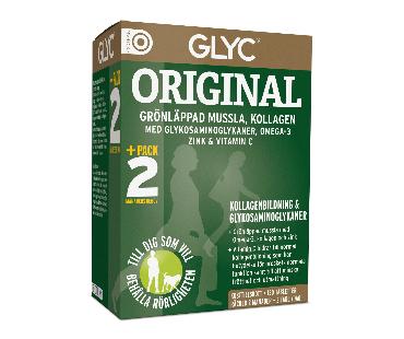 Glyc Original. 120 tab