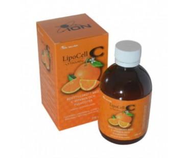 LipoCell C Vitamin, Ion Silver. 1000 mg - 250 ml