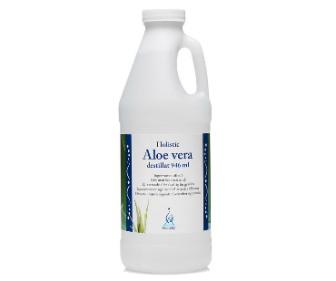 Aloe Vera Destillat, Holistic. 946 ml