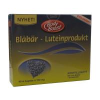 Blåbärsextrakt, Body Boost. 150 mg - 40 kap