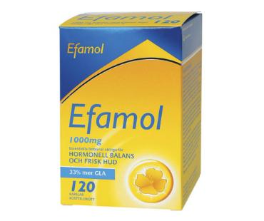 Efamol. 1000 mg - 120 kap