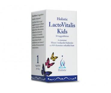 LactoVitalis Kids, Holistic. 30 tab