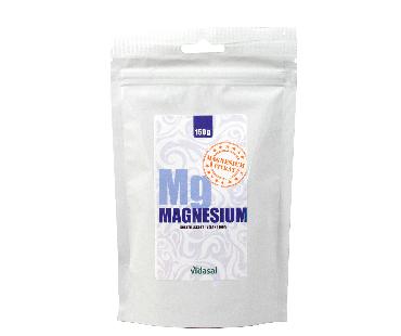 Magnesiumcitrat, Vidasal. 150 g