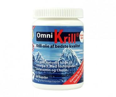 Omnikrill, Omnisym Pharma. 60 kap