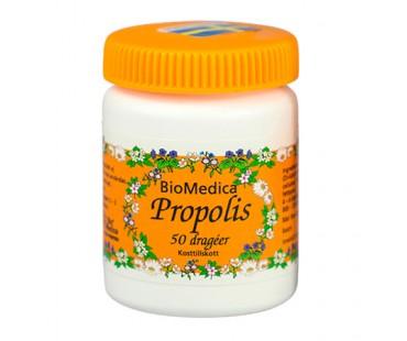 Propolis, Bio Medica. 50 kapslar