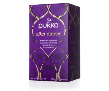 Pukka After Dinner Te EKO. 20 påsar
