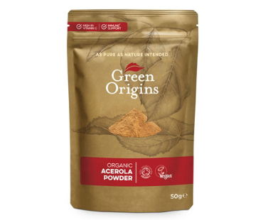 Acerolapulver EKO, Green Origins. 50 g