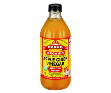 Äppelcidervinäger Ofiltrerad, Bragg. 473 ml