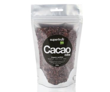 Kakaonibs EKO, Superfruit. 200 g