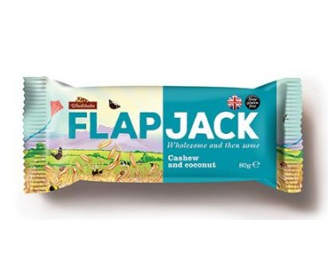 Flapjack Cashew Cocos. 80 g