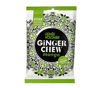 Ginger Chew Mango, Renée Voltaire.
