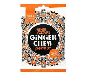 Ginger Chew Peanut, Renée Voltaire.