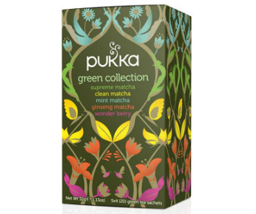 Pukka Green Collection Te EKO. 20 påsar